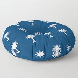 Palmetto 2-palms,drupe,sabal,swamp,cabbage,abanico,drupa,palmera Floor Pillow