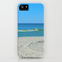 Intentions of Bliss iPhone Case