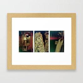Findings Framed Art Print