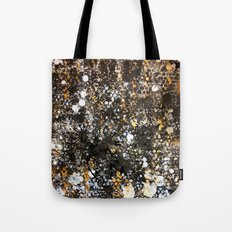 Black Gold Tote Bag
