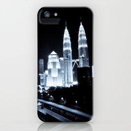 Kuala Lumpur 01 - World Big City iPhone Case