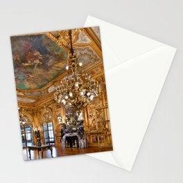 Newport Mansions, Rhode Island - Marble House - Grand Salon Stationery Cards
