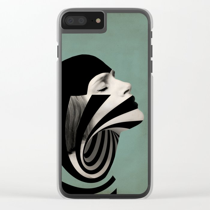 Immortality Clear iPhone Case