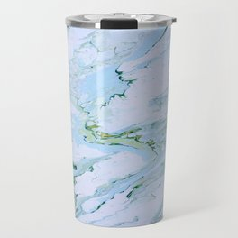 Winter Blizzard Travel Mug