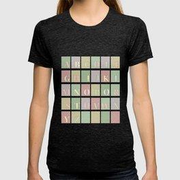 Nursery Alphabet T-shirt