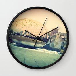 Da Bean Wall Clock