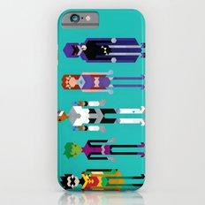Teenage Superheroes iPhone 6s Slim Case