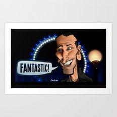 Fantastic! Art Print