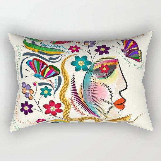 Dark Fantasy Rectangular Pillow