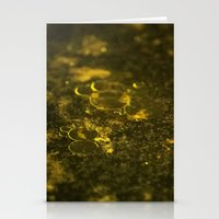 oil Stationery Cards featuring Oil by MrJane