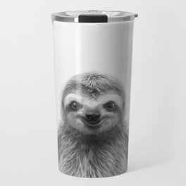 Young Sloth Travel Mug