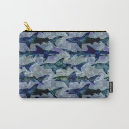 Deep Water Sharks Carry-All Pouch