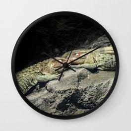 Dreaming Deep Wall Clock