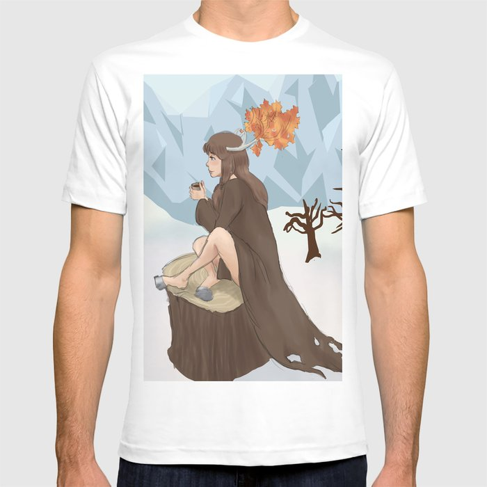 Caribou Coffee  T-shirt