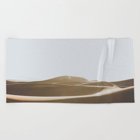 Morocco V Beach Towel