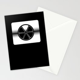 Trivial Pursuit Game Piece Stationery Cards