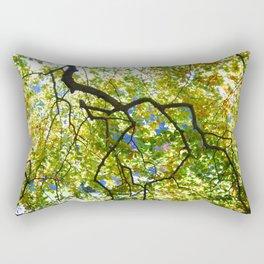 Arboretum Tree Rectangular Pillow