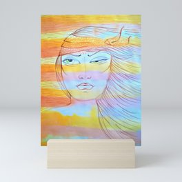 Emotions 01 Mini Art Print