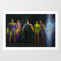 "watchmen Art Prints featuring ""WATCHMEN"" by TJAguilar Photos"