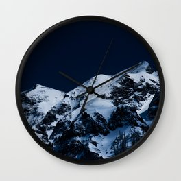 Geophisical Scape Wall Clock