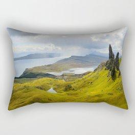 Virgin Landscape Rectangular Pillow