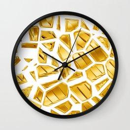 Goldie VII Wall Clock