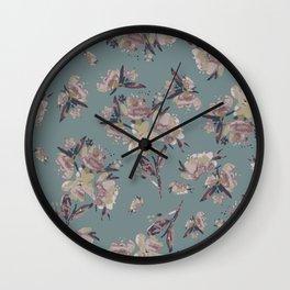 Late Summer-Loden Wall Clock