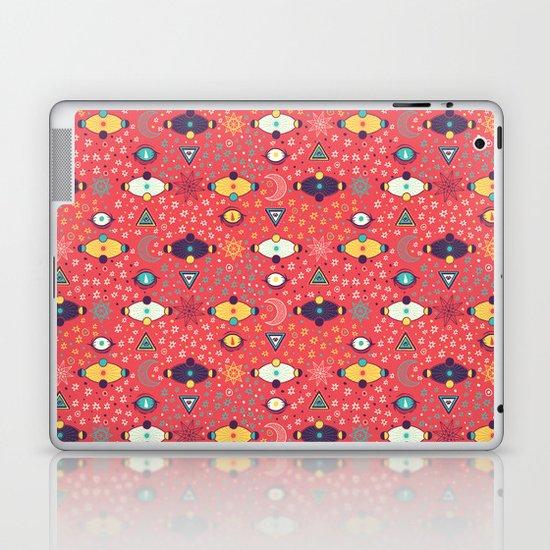 Cosmos Pattern Laptop & iPad Skin