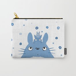 My Neighbour - Blue Carry-All Pouch