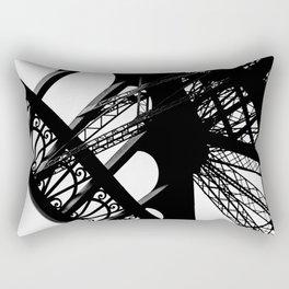 Heavy Metal Rectangular Pillow