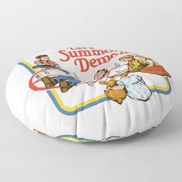 LET'S SUMMON DEMONS Floor Pillow