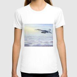 F-15 Eagle Aircraft T-shirt