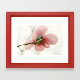 Portraits of Spring - I Framed Art Print