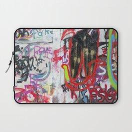 Colorful Graffiti Laptop Sleeve
