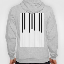 Piano keys, music background #society6 #decor #buyart #artprint Hoody
