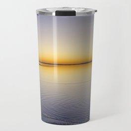 Bonneville Salt Flats Travel Mug