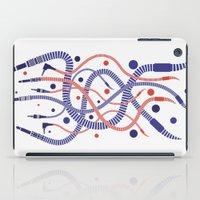 deadmau5 iPad Cases featuring Jackworms by Sitchko Igor