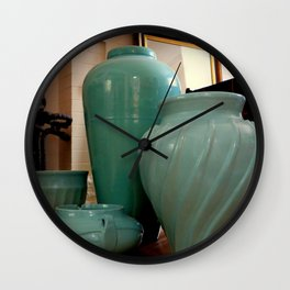 Got To Urn Your Keep Wall Clock