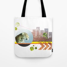 Urban Jungle #3 Tote Bag