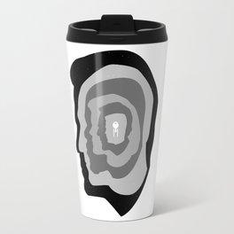 Star Trek Head Silhouettes Travel Mug