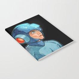 Man He's Mega Notebook