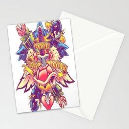 BOWSER NEVER LOVED ME Stationery Cards