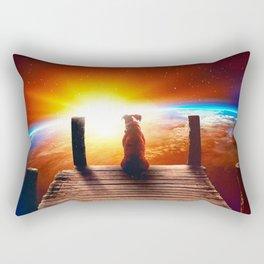 The Lone Companion Rectangular Pillow