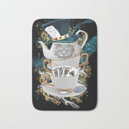 Alice in Wonderland Cheshire Cat Bath Mat