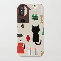 home sweet home iPhone & iPod Cases featuring Home by Charmy
