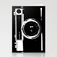 camera Stationery Cards featuring Camera by Maressa Andrioli