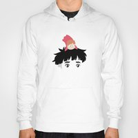 ponyo Hoodies featuring Ponyo, 2008 by Jarvis Glasses