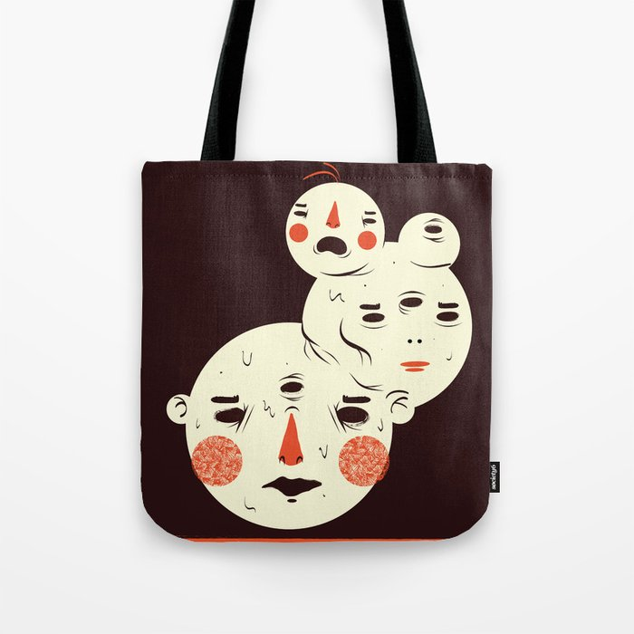 Migraine Tote Bag