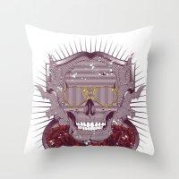 disco Throw Pillows featuring Disco by Tshirt-Factory