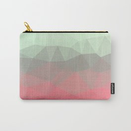 RASPBERRY MINT Carry-All Pouch